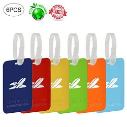 Carnival Cruise Tags Waterproof Luggage Tags for Women Kids Men Girl Pet Durable Secure Reusable ...