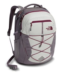 The North Face Women's Borealis Backpack – Vaporous Grey Light Heather & Rabbit  ...