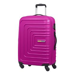 American Tourister Sunset Cruise Hardside 24, Pink Berry