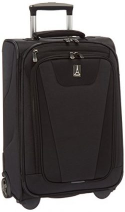 Travelpro Maxlite 4 22″ Expandable Rollaboard Suitcase, Black
