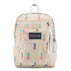 JanSport Big Student Backpack – Pineapple Punch – Oversized