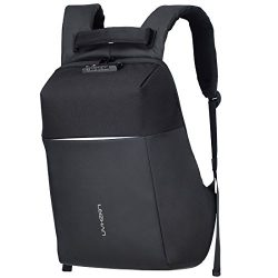 Business Backpack Anti-Theft Laptop Rucksack USB Charging TSA-Accepted Luggage Locks 16.5 inch S ...