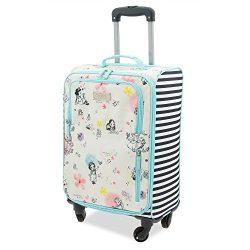 Disney Disney Animators' Collection Rolling Luggage Multi