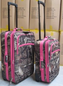 Explorer Hunting Luggage Travel Bag Mossy Oak -Realtree Outdoor Like- Hunting Camo Heavy Duty Ro ...