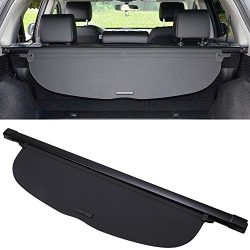 GTP Cargo Cover Fits 2017-2018 Honda CR-V CRV Retractable Tonneau Rear Trunk Security Shade Lugg ...