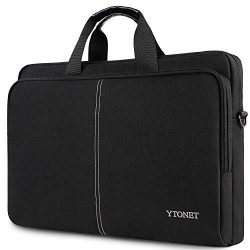 17.3 Inch Laptop Case, Slim Latop Bag for Men Women, Casual Shoulder Carrying Bags Fit 17.3 17 1 ...
