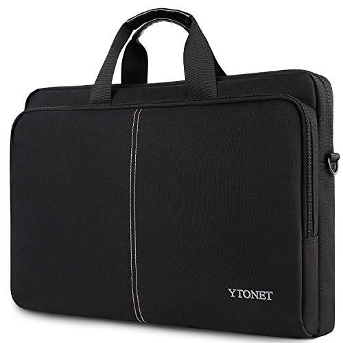 17.3 Inch Laptop Case, Slim Latop Bag for Men Women, Casual Shoulder Carrying Bags Fit 17.3 17 1 ...