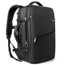 Inateck Travel Carry-On Luggage Business Backpack Large Capacity, Flight Approved Anti-Theft Ruc ...