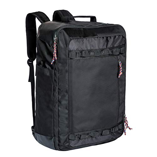 TrailKicker Carry on Backpack, 45L Flight Approved Multipurpose Weekender Travel Backpack