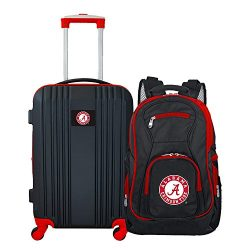 NCAA Alabama Crimson Tide 2-Piece Luggage Set