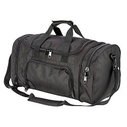 XWLSPORT Travel Sports Bag  Hybrid Garment Duffel Bag Lightweight Travel Duffel Bag for Men and  ...