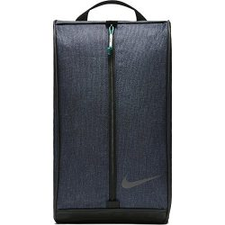 NIKE Sport Golf Shoe Tote, Obsidian/Black/Anthracite