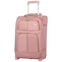 Large Capacity Maximum Allowance 22x14x9 All Parts Carry On Luggage Bag | Rolling Travel Suitcas ...