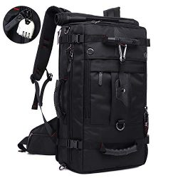 KAKA Travel Backpack,Laptop Backpack Waterproof Hiking Backpack Men Women College Students,Anti ...