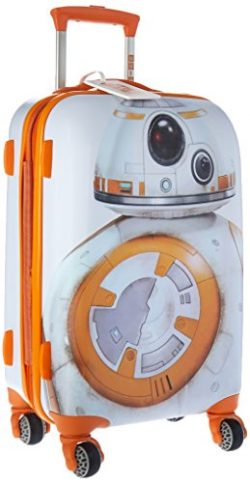American Tourister Star Wars 20″ Spinner Luggage BB8 All Ages