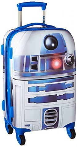 American Tourister Star Wars 21″ Spinner Luggage R2D2