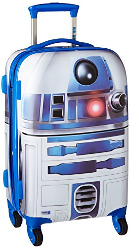American Tourister Star Wars 21 Quot Spinner Luggage R2d2