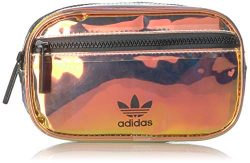 adidas Originals Iridescent Waist Pack, Radiant Metallic, One Size