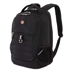 SWISSGEAR Large, Padded, ScanSmart 15-inch Laptop Backpack | TSA-Friendly Carry-on | Travel, Wor ...