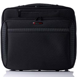 Alpine Swiss Rolling Laptop Briefcase Wheeled Overnight Carry on Bag Up to 15.6 Inches Notebook  ...