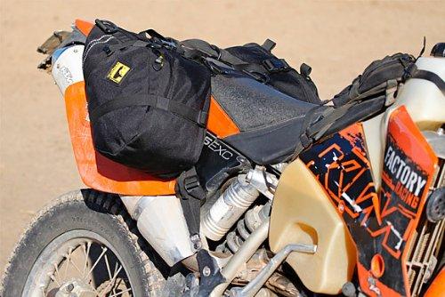 Wolfman Luggage S0512 – E-12 Saddle Bags V-1.7