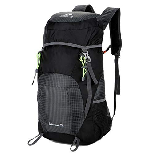 Luisport Foldable Hiking Backpack Packable Travel Backpack Durable and Waterproof Perfect Backpa ...