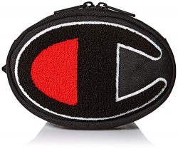 Champion Unisex Prime Waist Pack, Black, One Size