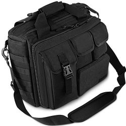 Men's Military Laptop Messenger Bag Multifunction Outdoor Tactical Briefcase Computer Shou ...