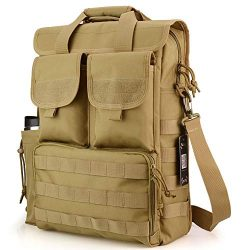 Tactical Briefcase Military Laptop Messenger Bag Computer Shoulder Bag Engineers Men Handbags He ...