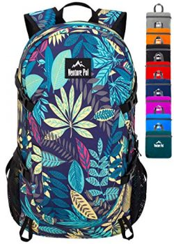 Venture Pal 40L Lightweight Packable Backpack with Wet Pocket – Durable Waterproof Travel  ...