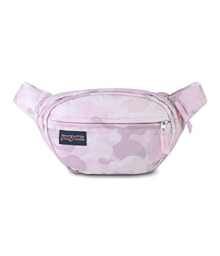 JanSport Fifth Avenue Fanny Pack Cotton Candy Camo