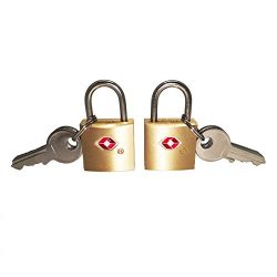 TSA Approved Luggage Lock Key Lock for School Gym Locker Luggage Suitcase Baggage Locks Filing C ...