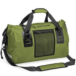 Earth Pak Waterproof Duffel Bag- Perfect for Any Kind of Travel, Lightweight, 50L & 70L Size ...