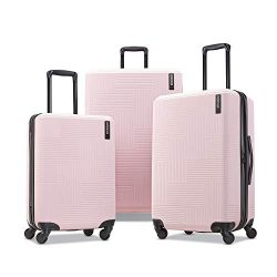 American Tourister 3-Piece Set, Pink Blush