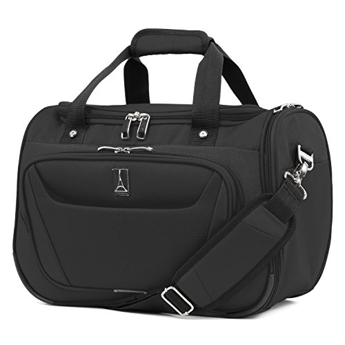 Travelpro Luggage Maxlite 5 18″ Lightweight Carry-on Under Seat Tote Travel, Black, One Size