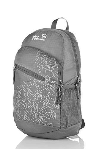 Outlander Ultra Lightweight Packable Water Resistant Travel Hiking Backpack Daypack Handy Foldab ...