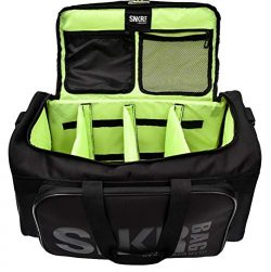 Sneaker Bag – Shoe Protection Travel Bag Water Resistant, Multi-Pocket with Adjustable Ins ...