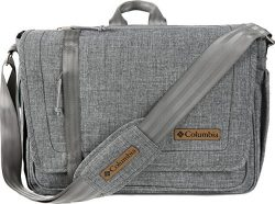Columbia Vista Hills Messenger, Baby Diaper Bag, Grey