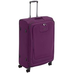 AmazonBasics Expandable Softside Spinner Luggage Suitcase With TSA Lock And Wheels – 29 In ...