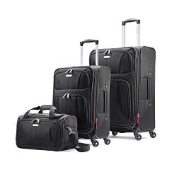 Samsonite Aspire xLite Expandable Softside Set with Spinner Wheels, 3-Piece (BB/20″/25R ...