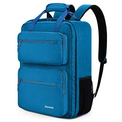 Gonex 35L Travel Backpack, Durable & Water-Repellent Oversized Backpack with Multiple Pocket ...