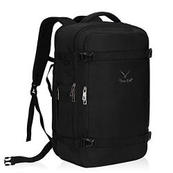 Hynes Eagle 40L Travel Backpack Airline Approved Carry on Backpack Weekender Bag for Women Men,  ...