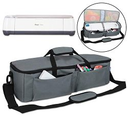 Yarwo Carrying Bag for Cricut Explore Air (Air 2), Cricut Maker, Tote Bag Travel Bag Compatible  ...