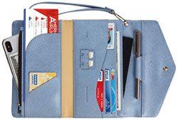 Travelambo Rfid Blocking Passport Holder Wallet & Travel Wallet Envelope Various Colors (CH  ...