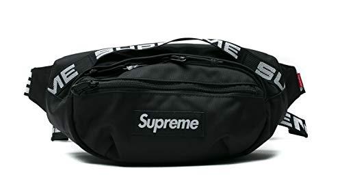 Oyoco Fanny Pack Travel Bum Bags Running Pocket for Men Women (black)
