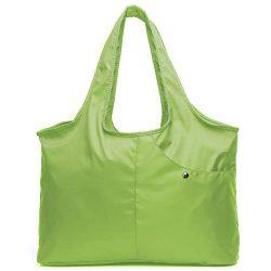 Shoulder Bag for Women, Waterproof Shopping Lightweight Work Purse and Handbag Travel Tote Oxfor ...