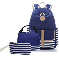 Sqoto Teens Girls Backpack, School Backpack Bookbag Travel Daypack Shoulder Bag Laptop Bag Fashi ...