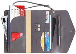 Travelambo Rfid Blocking Passport Holder Wallet & Travel Wallet Envelope Various Colors (CH  ...