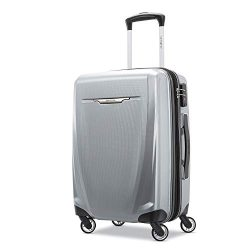 Samsonite Carry-On, Silver