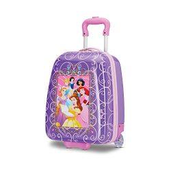 American Tourister Disney Kids Princess Hardside Upright, 18 Inch, 2
